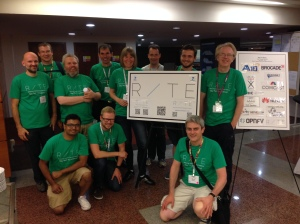 A large RITE presence at IETF93 in Prague